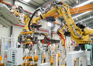 The Increasing Potential of Industrial Robotics