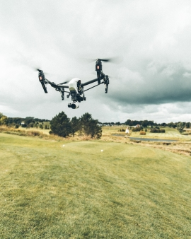 Data from the Skies: The Influence of Drone Technology On Analytics