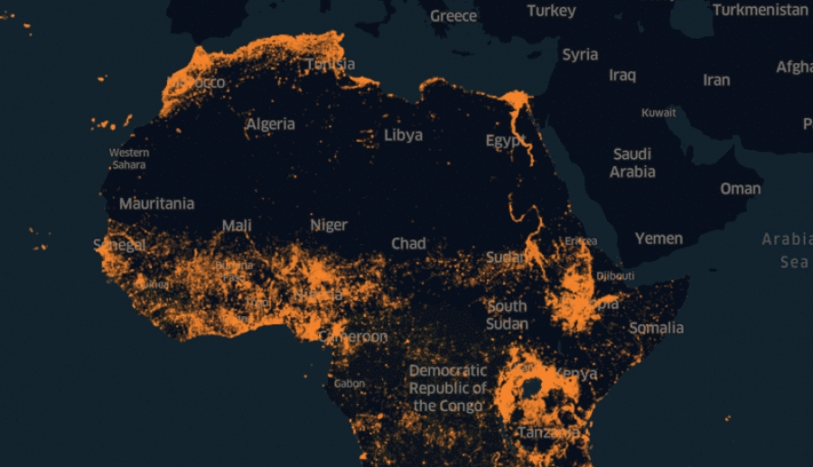 Facebook Makes Population Density Visible By Using AI